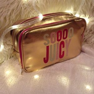 JUICY COUTURE- cosmetic case